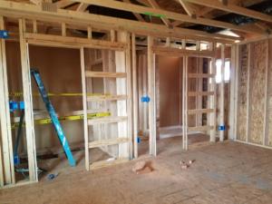 Living Room, Bathroom, Bedroom Addition